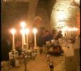 Ann Miller et la table d'hotes