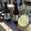 La fourme de Montaison et les bière de la Brasserie de la Loire