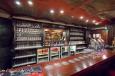 Le comptoir de la brasserie Timmermans