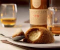 Lagavulin 16 ans et cheesecake aux speculoos