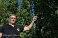 Eric Lagache explique son houblon belge Whitbread Golding