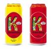 Boites 50cl K by Kronenbourg