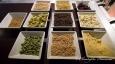 Les ingrédients solides de la Blanche de la Brasserie du Mont-Blanc