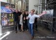 La joie de l'équipe de la Brasserie du Mont-Blanc