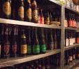 La cave des bouteilles