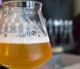 La verre de degustation de La Fine Mousse