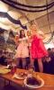 On se lève toutes pour l'Oktoberfest Paris