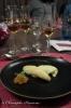 Aiguillette de Saint-Pierre et sa purée de rate à la vanille et confit d'abricot, Yellow Spot