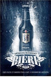 Publicité Bavaria 8.6 Original
