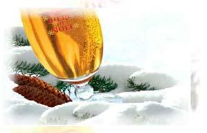 La bière de Noël
