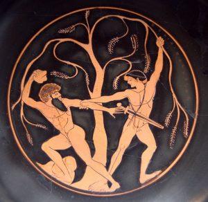 Thésée et Sinis, la déesse de la bière en Mésopotamie
