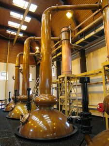 Alambics de distillation (Photo ecololo)