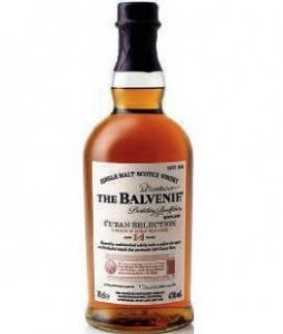 The Balvenie Cuban Selection 14 ans