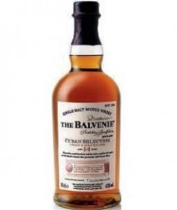 The Balvenie Cuban Selection 14 ans