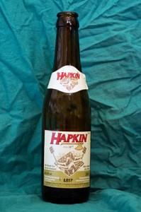 Hapkin, bière belge de tradition