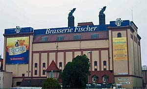 La brasserie Fischer (Photo Peterga)