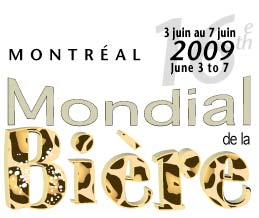 Mondial de la Bière 2009 Montréal