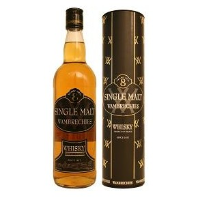 Single Malt Wambrechies 8 ans