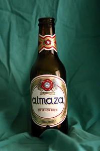 Bière Almaza
