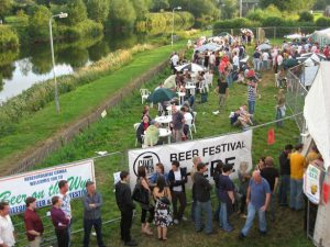 Festival Beer on the Wye