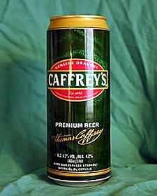 Caffrey's Draught Irish Ale