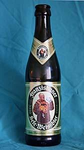 Franziskaner Hefe Weissbier