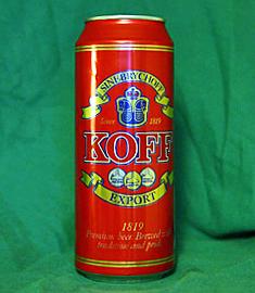 Koff Export