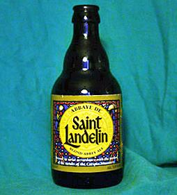 Abbaye de Saint Landelin Blonde