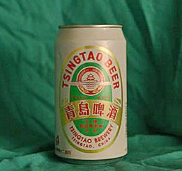 Tsingtao Can