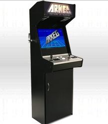 La borne d'arcade et pression Arkeg