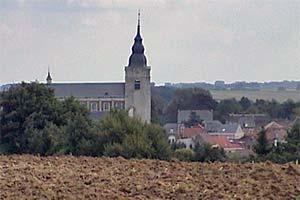 Le village de Hoegaarden