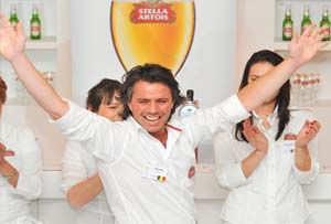 Stella Artois World Draught Master