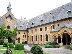 Abbaye d'Orval (Photo Jean-Pol Grandmont)