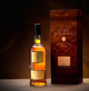 Bowmore Gold