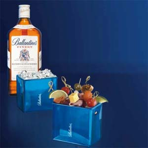 Coffret Ballantine's Finest 2009