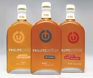 La gamme Phillips Union