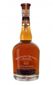 Woodford Reserve Seasoned Oak Finish