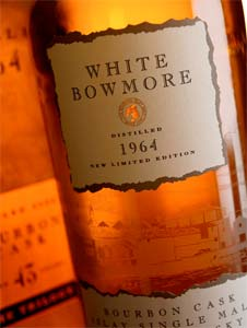 Bowmore White 1964
