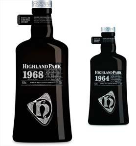 Highland Park Orcadian Vintage Series '64 et '68