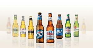 Les bières de MillerCoors