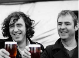 2 hommes et un pub