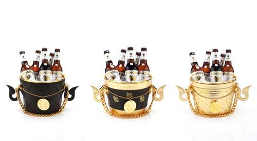 Les 3 Singha Buckets