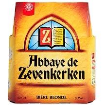 Bière Abbaye de Zevenkerken