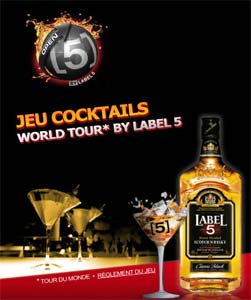 World Tour by Label 5