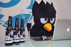 Bière Tactical Nuclear Penguin
