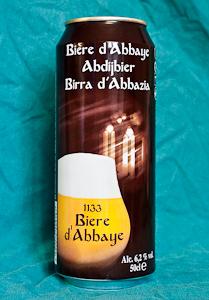 Bière d'Abbaye (Carrefour)