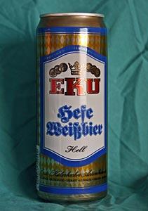 Eku Hefe Weissbier Hell
