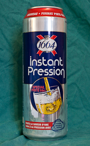 Instant Pression 1664