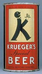 La première boite Krueger's