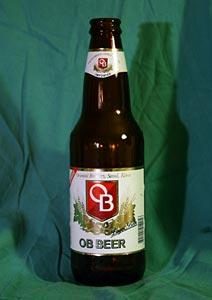 OB Beer